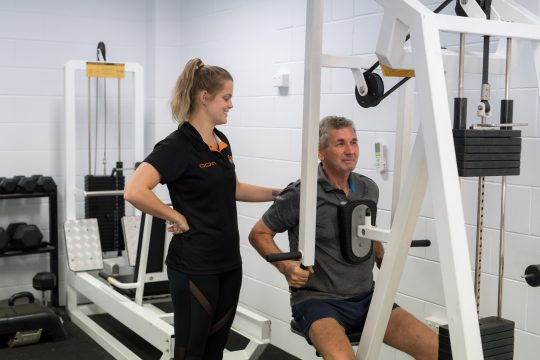 Exercise Physiology Townsville